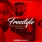 DJ BlueSkyz - Freestyle Gospel Mixtape