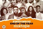 DJ. D. David - Kingdomboiz End Of The Year Mixtape Vol. 1