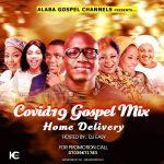 Dj Easy - Nigeria Gospel Mixtape (Alaba Online Gospel Mp3 Songs)