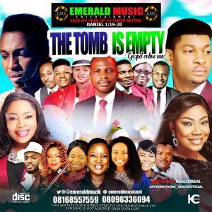 Dj Real - The Tomb Is Empty Alaba Gospel Online Mp3 Mixtape
