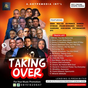 Taking Over Gospel Mix 2020 (Best Christian Mp3 Songs DJ Mix)
