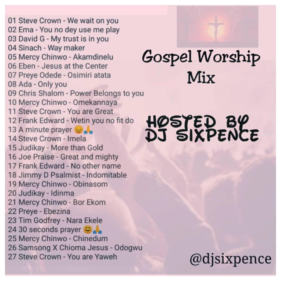 Download Slow Gospel Worship Mp3 Songs Mix (Best Worship Mix)