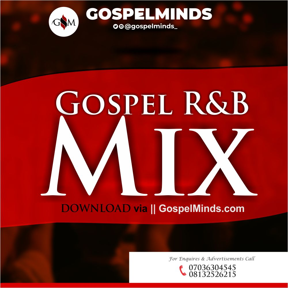 Latest Christian RnB Mixtape (2020 Foreign Gospel R&B Songs Mix)